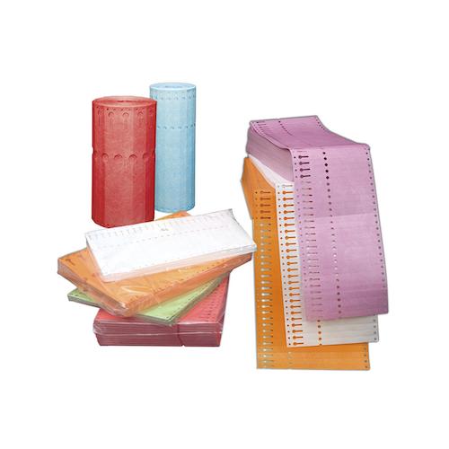 Schlaufenetiketten aus Tyvek, 220 x 12,7 mm, gefaltet, 1.000 Etiketten per Verpackung